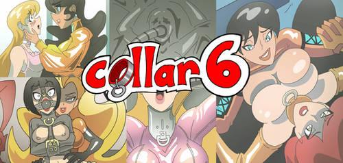 Collar6 Twitter Banner by CollarSixx