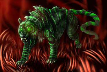 The Beasts Which Roam The Mind by Soulsplosion