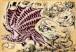 [Scourge Files] Ruin Dragon