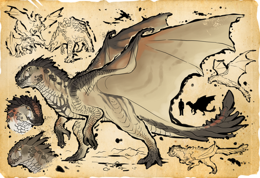[Scourge Files] Coyote Dragon