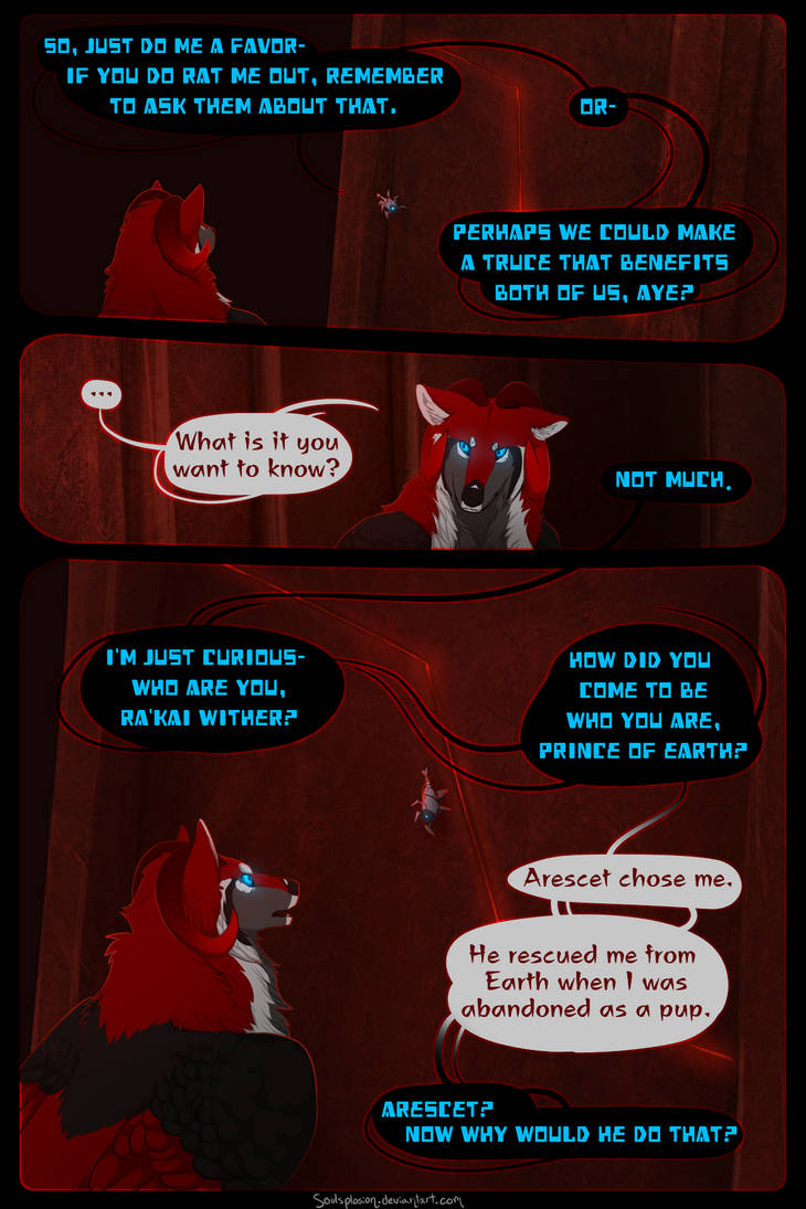 Aphelion 1: Page 78 (Chapter 3) by Soulsplosion