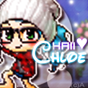 Maplestory Icon: Chloe by PrinceAnna