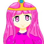 Free Pixel Princess Bubblegum by Bloody-Prison-Rose