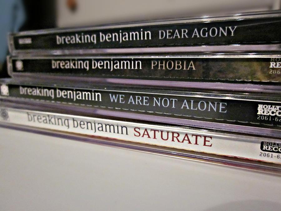 breaking benjamin albums by xxxxbittersweetxxxxx on deviantart. Black Bedroom Furniture Sets. Home Design Ideas