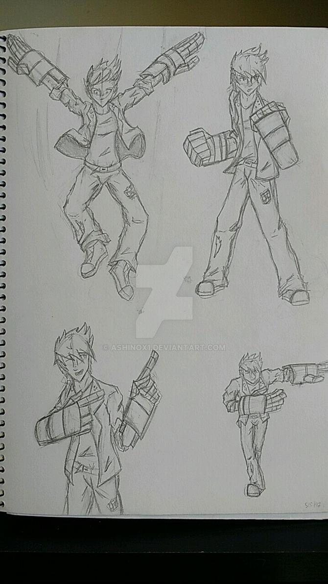 Quick Sketch- Alicev2^-^XD!! by AshinoX1