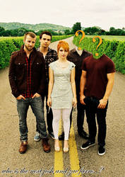 Paramore We are Broken by whyXXII