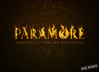 paramore let the flames begin by whyXXII