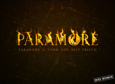 paramore let the flames begin