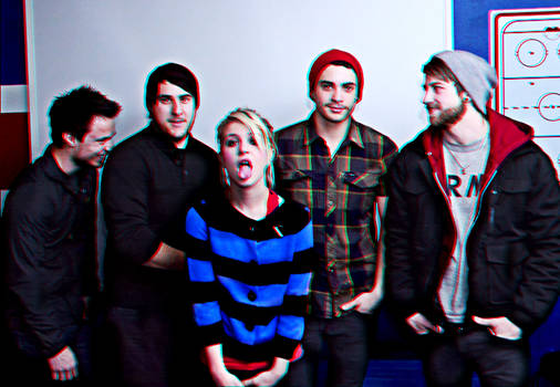 paramore in 3D
