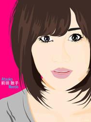 Atsuko Maeda by whyXXII