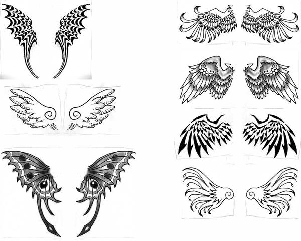 Tattoos for Harle's contest