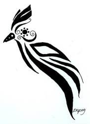 Blue Jay Tattoo by Lumasan