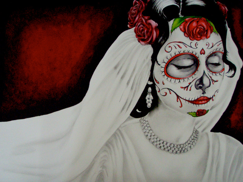 Dead Bride by dsilvabarred