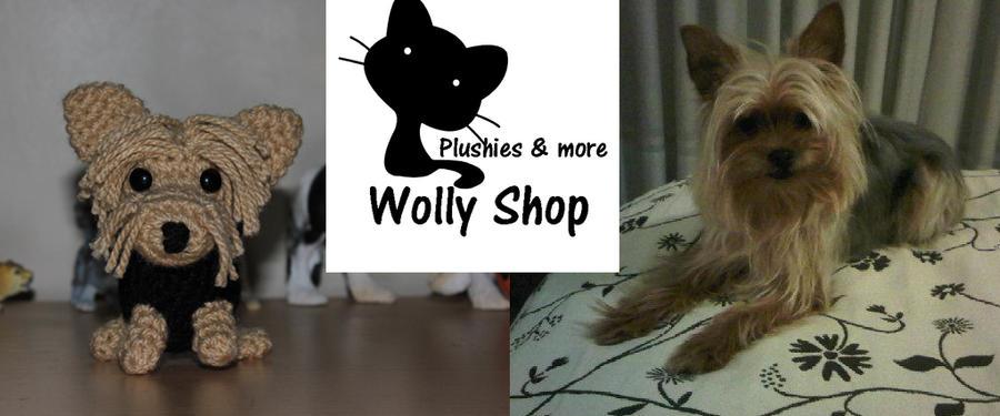 Amigurumi Yorkshire Terrier (4 Ways) Crochet pattern by Crochet at ... | 375x900