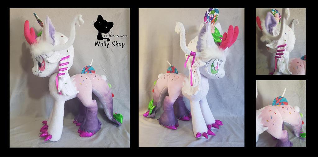 Pony/Dragon Oc by Vegeto-UchihaPortgas