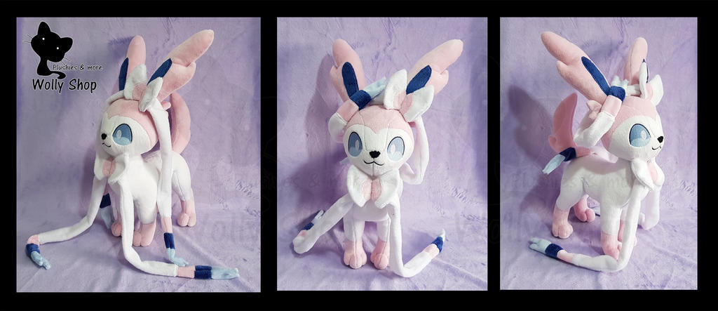 Sylveon by Vegeto-UchihaPortgas