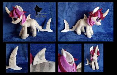 SharkPony Oc by WollyShop