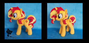 Sunset Shimmer by WollyShop