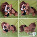 Oc pony by WollyShop