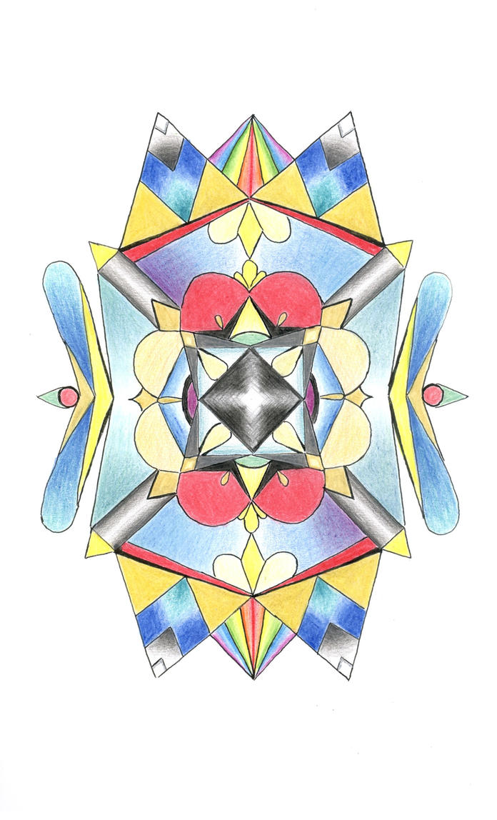 Geometric Figure by BeyonDream-98