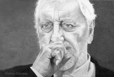 Grandad Wilfred Mott by Jellyneau