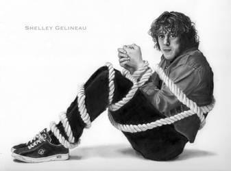Alan Davies - Mischief Managed by Jellyneau