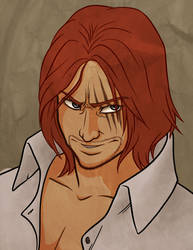 Shanks by Roux707