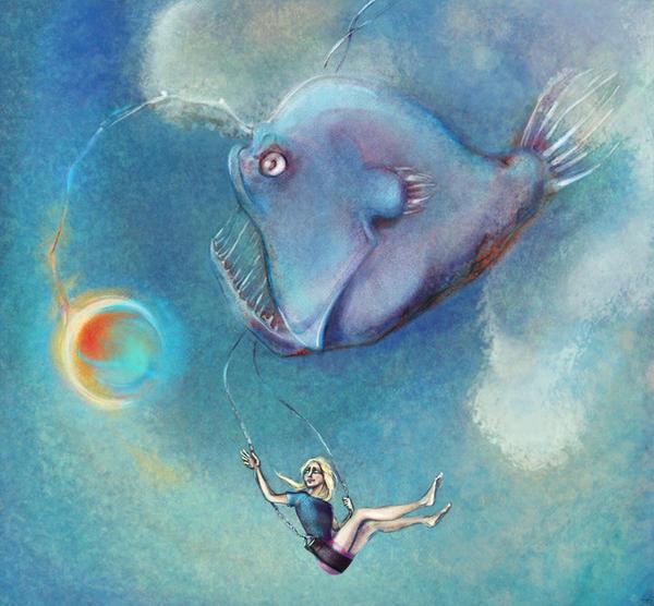 Anglerfish by joeyv7