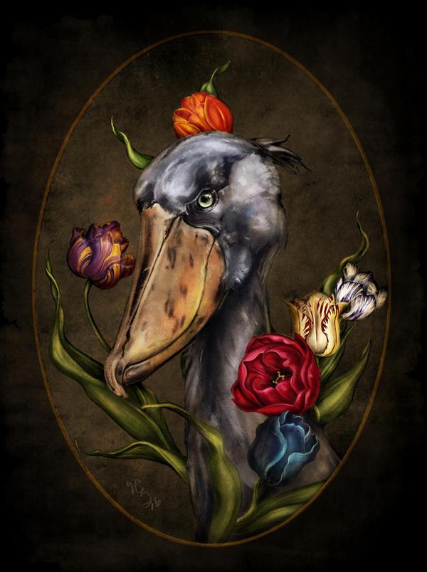 Tuliphead 2 by joeyv7