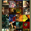 Resident Evil Icon Collage by digitaltvirus