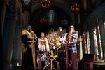 Royal family on the Iron Throne