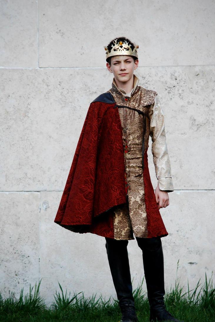 Joffrey Baratheon cosplay by Sindeon