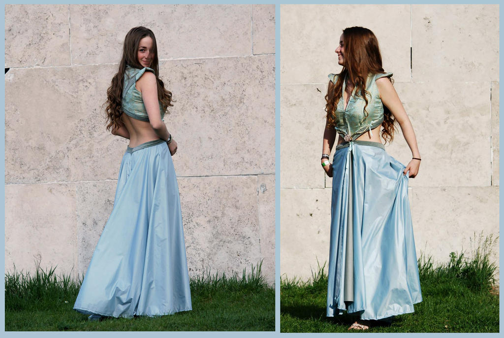 Margaery Tyrell cosplay by Sindeon