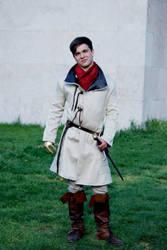 Jamie Lannister cosplay by Sindeon