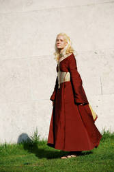Cersei Lannister cosplay by Sindeon
