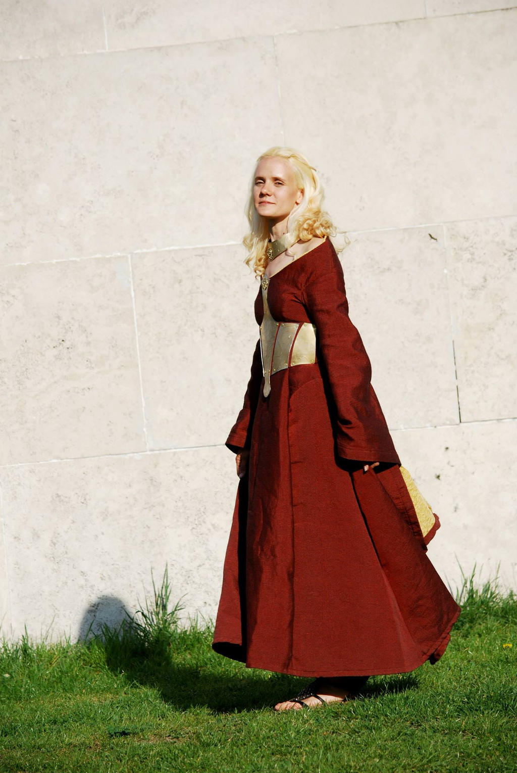 Cersei Lannister cosplay