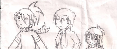 Random work drawing by Draparde