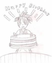 Happy birthday! by Draparde