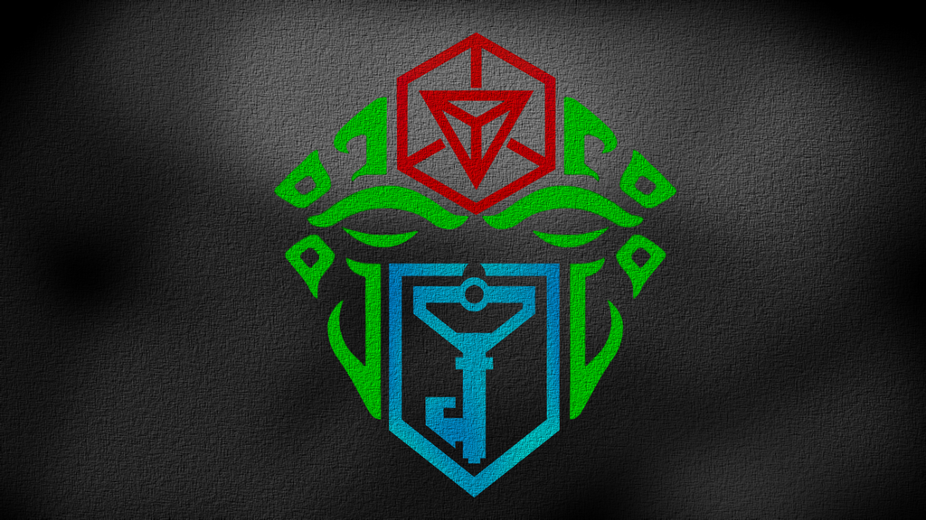 Ingress Enlightened Logo Wallpaper