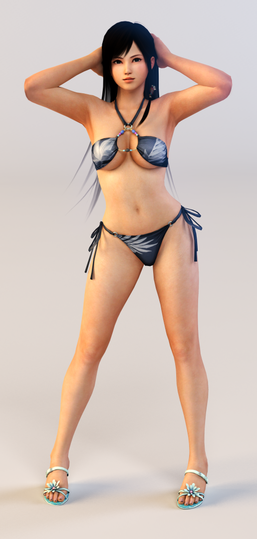 3DS Render Request: Kokoro 6 by x2gon