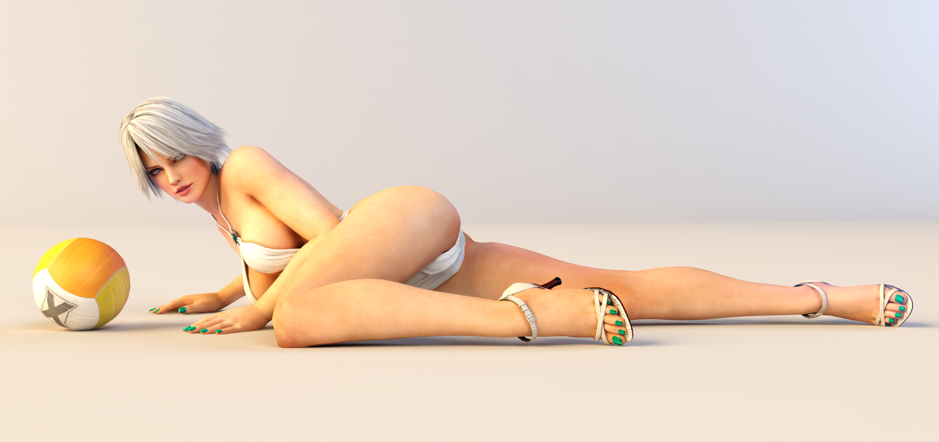 Christie 3DS Render 6 by x2gon