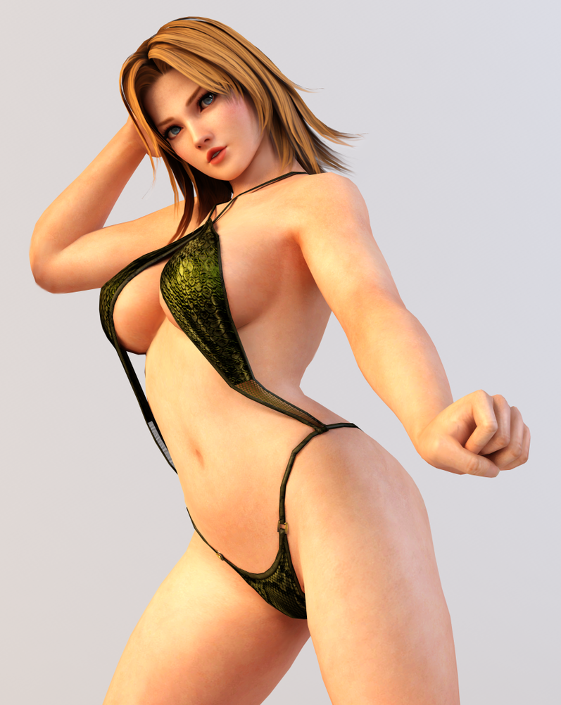 Tina 3DS Render 10 by x2gon