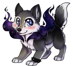 Chibi - contest prize by Maonii