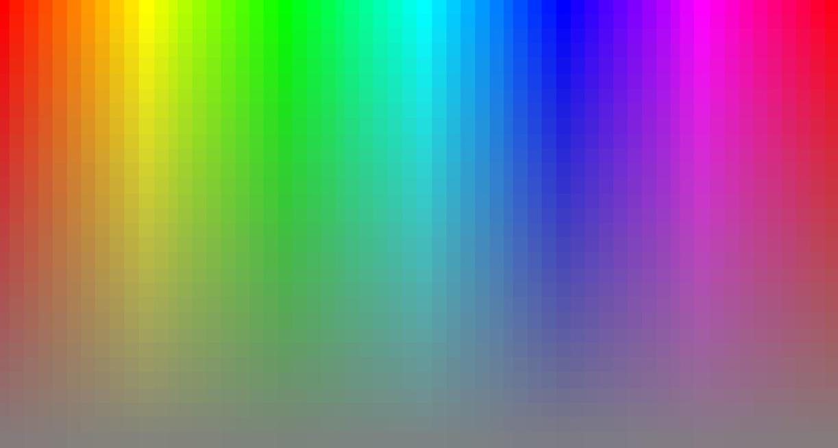 rainbow wave length wallpapers - photo #24