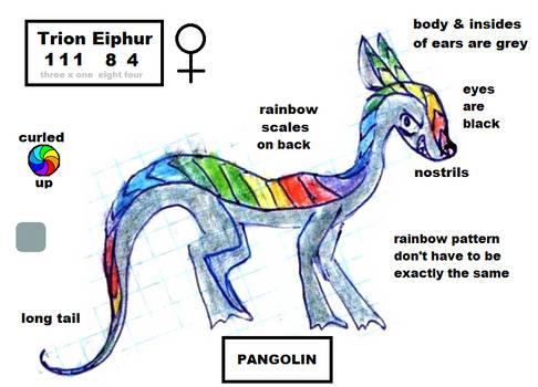 Trion Eiphur reference sheet