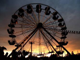 Ferris wheel by nati11184