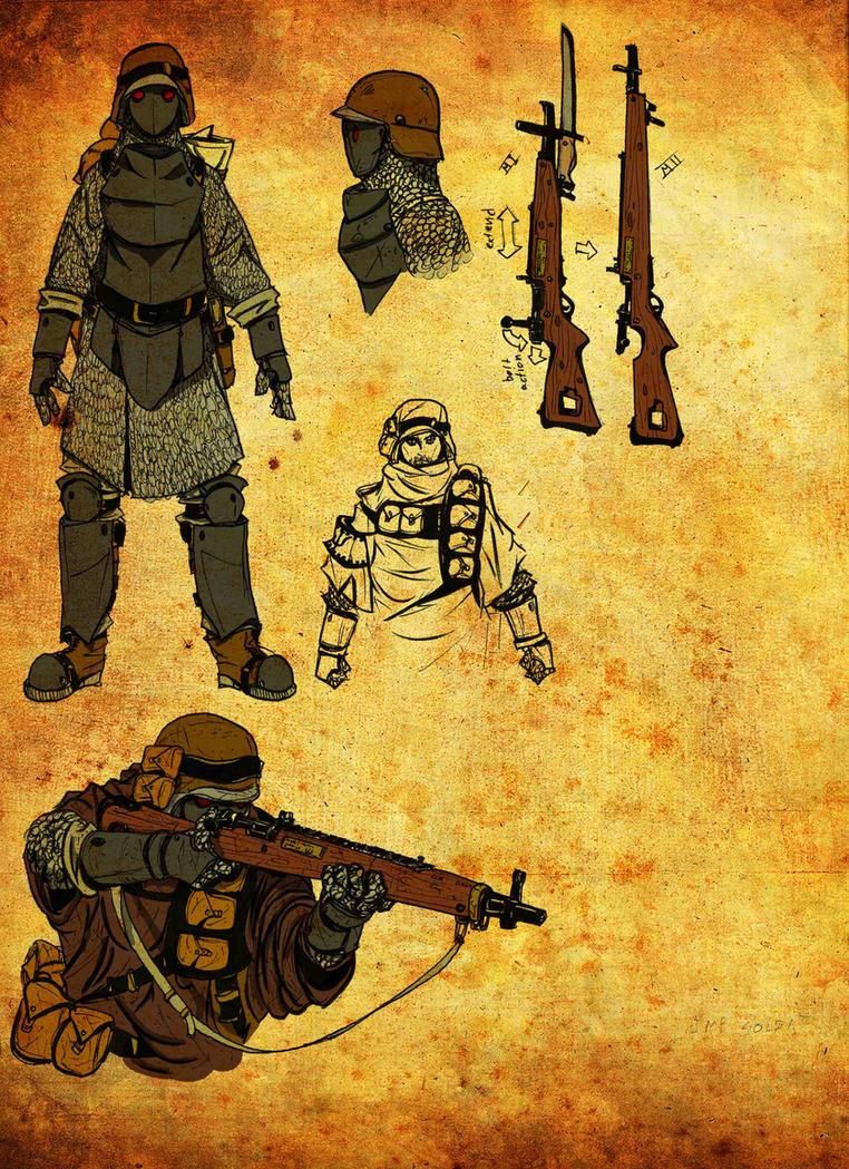 Empire_Soldier by Gericht