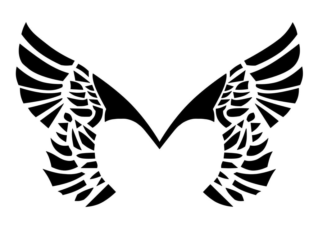 Placebo Wings Tattoo by vlean