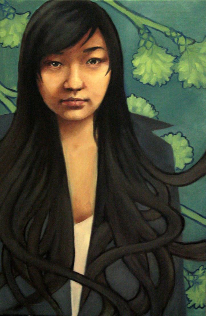 Self Portrait by DestructoBot