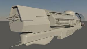 Spaceship Render